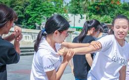 Giới trẻ học võ tự vệ để tránh nạn xâm hại tình dục