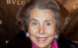 Người phụ nữ giàu nhất thế giới qua đời ở tuổi 95