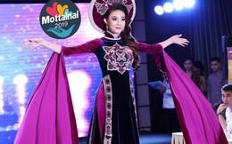Á hậu Lý San Nghi ủng hộ quỹ Mottainai 10 triệu đồng