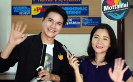MC Vũ Mạnh Cường tặng 5 bộ vest để đấu giá tại Mottainai 2017