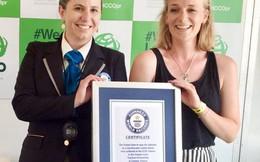 Cô gái lập kỷ lục nhắn tin nhanh nhất thế giới