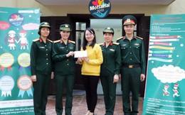 Hội phụ nữ cơ sở Lữ đoàn 144 đồng hành cùng Mottainai 2019
