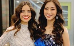 Nhập cuộc muộn tại Miss World, Lương Thùy Linh vẫn xuất sắc vào Top 10 Top Model