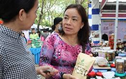Độc đáo mứt vỏ trái cây của nữ cử nhân kinh tế