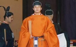 Đường đến ngai vàng Hoa Cúc của Hoàng đế Naruhito
