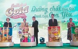 Sản phẩm sữa nhập khẩu nguyên lon New Zealand có mặt tại Việt Nam