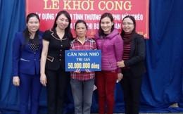 50 Mái ấm tình thương cho phụ nữ nghèo Hà Tĩnh