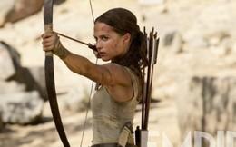 4 lý do tín đồ điện ảnh đang phát cuồng vì phim bom tấn Tomb Raider