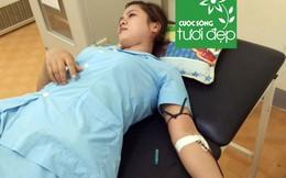 Nữ hộ lý và thầy giáo kịp thời hiến máu cứu bệnh nhân qua cơn nguy kịch
