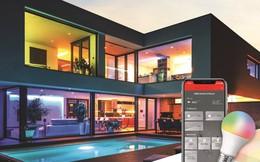 Tiết kiệm điện với giải pháp chiếu sáng thông minh