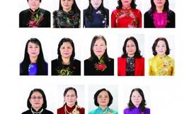 Danh sách nữ Ủy viên Trung ương Đảng Khóa XII