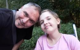 Người cha viết blog tặng con gái bị ung thư
