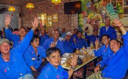 MC Quyền Linh mở đại tiệc cho bác tài xe ôm