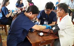Quảng Nam: Khám bệnh, phát thuốc miễn phí cho hơn 1.700 người dân biên giới