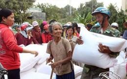 Xuất cấp gạo cho 3 tỉnh dịp Tết Nguyên đán