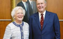 Chuyện tình 73 năm nồng đượm yêu thương của cựu Tổng thống Mỹ George H.W. Bush