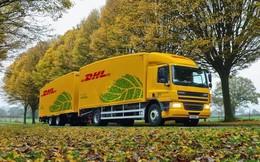 Hãng vận chuyển DHL hợp tác với nhà bán lẻ đồ thể thao Pháp