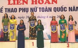 Liên hoan Thể dục thể thao Phụ nữ toàn quốc 2019 để lại nhiều ấn tượng tốt đẹp