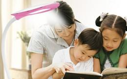 6 quy tắc chọn đèn học phù hợp cho trẻ
