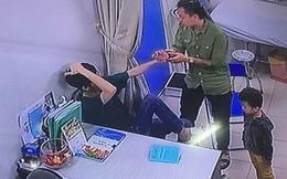 Người nhà bệnh nhi đánh bác sĩ, vứt tiền lên bàn 'tạo hiện trường giả'