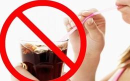 12 lý do nên từ bỏ ngay thói quen uống nước ngọt có ga