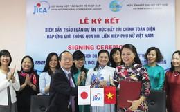 Thúc đẩy tài chính toàn diện đáp ứng nhu cầu giới thông qua Hội LHPN Việt Nam