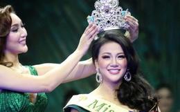 Xem khoảnh khắc Nguyễn Phương Khánh đăng quang Hoa hậu Trái đất 2018