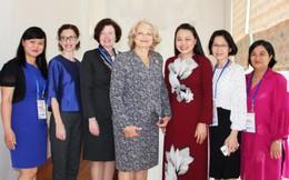 Trao đổi thông tin về lao động nữ và hôn nhân đa văn hóa
