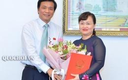 Bổ nhiệm nữ Phó Chủ nhiệm Văn phòng Quốc hội