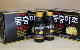 Thu hồi nước Đông trùng hạ thảo-Dongchoonghacho Drink