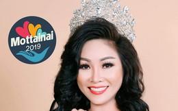 Hoa hậu Doanh nhân Thúy Ngọc 'bay' vào TPHCM đồng hành cùng Mottainai