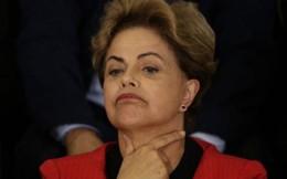 Tài sản của cựu Tổng thống Brazil Dilma Rousseff bị phong tỏa