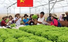 Hội chợ kết nối hàng nông sản an toàn thực phẩm do phụ nữ sản xuất