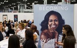 Hồi ký Becoming của Michelle Obama 'đắt hàng' trên khắp châu Âu và Mỹ