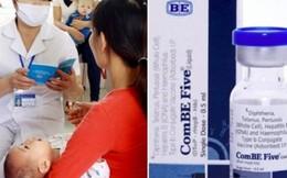 Triển khai tiêm vaccine ComBE Five cho trẻ trên toàn quốc