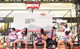Âm nhạc kết hợp thời trang khuấy động khán giả Hà Nội và TPHCM