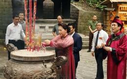 Thành kính dâng hương tưởng nhớ các Vua Hùng