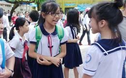 Trường học duy nhất tại TP HCM tổ chức thi tuyển vào lớp 6