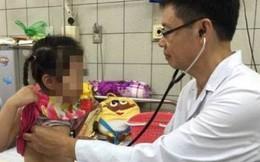 10 ngày cứu bé gái bị viêm cơ tim cấp hiếm gặp