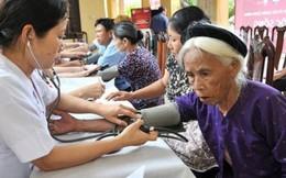 Phấn đấu 100% người cao tuổi có thẻ BHYT trước năm 2020
