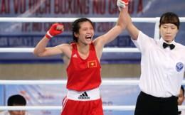 """Boxing nữ Việt Nam """"tái xuất"""" đầy ấn tượng"""
