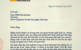 Gửi thư tới Chủ tịch nước về vụ xâm hại trẻ em ở Vũng Tàu
