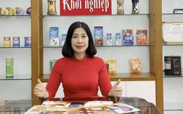 Nữ giảng viên 'đi trước đón đầu' nhập thực phẩm sạch về Việt Nam