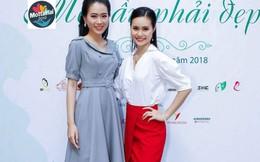 2 người đẹp Miss Photo làm MC đêm thời trang công nghệ tại Mottainai 2019