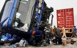 Khởi tố vụ lái xe tải gây tai nạn thảm khốc ở Hải Dương
