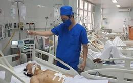 Khởi tố 3 đối tượng chặn xe cấp cứu ở Nghệ An