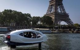 Pháp: Thử nghiệm 'taxi bay' trên sông Seine