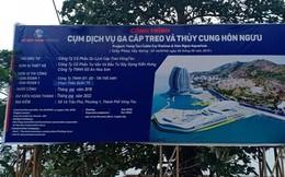 Dự án lấn biển làm thủy cung tại Vũng Tàu bị chỉ trích phá cảnh quan