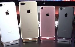 Giá Iphone 7 ở Việt Nam đang giảm không phanh
