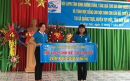 Hội LHPN tỉnh Bình Dương hỗ trợ phụ nữ biên giới Đắk Nông phát triển kinh tế